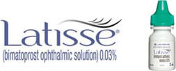 Latisse Logo - Eye Lash Enhancement Treatment